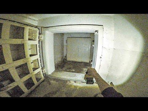 We found a sealed safe house with emergency power undergound