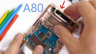 Galaxy A80 Flippy Camera Teardown! - How does it work?!