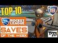 Rocket League TOP 10 SAVES OF THE WEEK 19