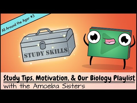 Study Tips, Motivation, & Our Biology Playlist