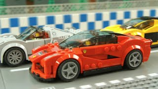 Speed Champions - LEGO Club - Adventures of Max