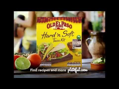 Hard 'N Soft Taco Kit, available in New Zealand