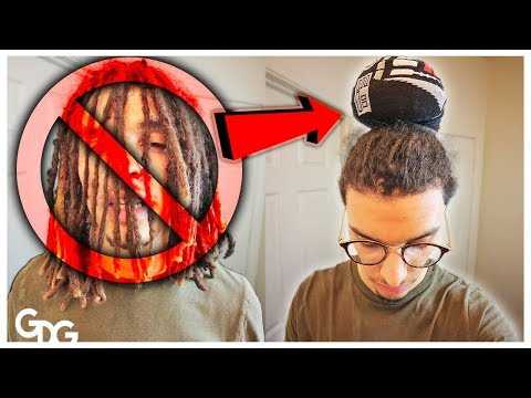 How To Sleep With Dreadlocks