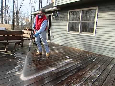 How to Restore and Maintain a Deck