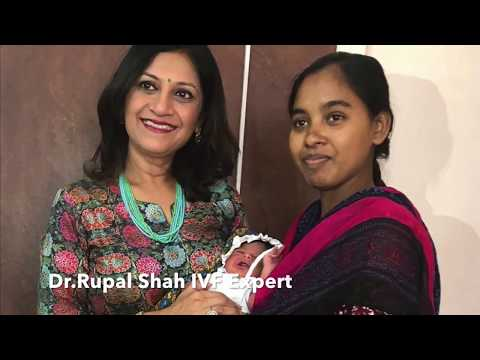 Test Tube baby After 10 years of Marriage - IVF Treatment Surat