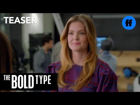 The Bold Type   Season 2 Teaser: Got It?   Freeform