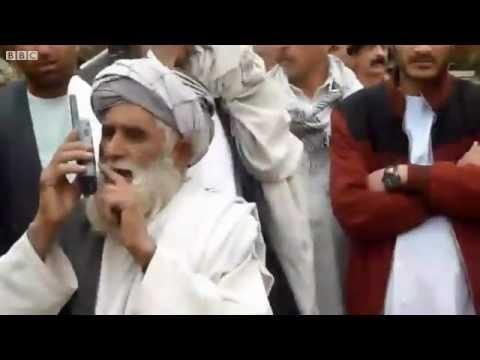 Afghan Eyewitnesses Describe U.S. Soldier Shooting Spree