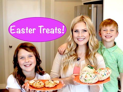 Fun, DIY Easter Treats!!