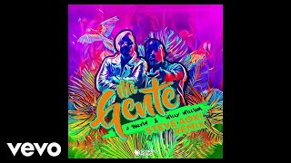 J Balvin, Willy William, Steve Aoki - Mi Gente (Steve Aoki Remix/Audio)