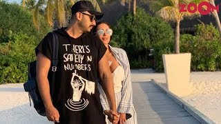 Malaika Arora makes the relationship with Arjun Kapoor OFFICIAL | Bollywood News