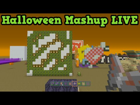 Minecraft Xbox 360 / PS3 - Halloween Mash up Pack Music Disc Quest