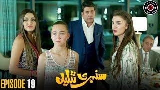 Sunehri Titliyan | Episode 19 | Turkish Drama | Hande Ercel | Dramas Central
