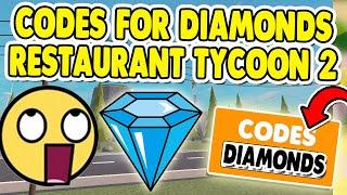 Restaurant Tycoon 2 Codes Roblox لم يسبق له مثيل الصور Tier3 Xyz