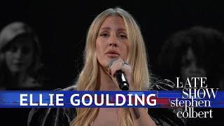 Ellie Goulding Performs