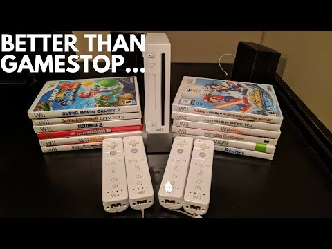 Selling My ENTIRE Wii COLLECTION ON EBAY... How Much Can I Get For It?? (Better than I thought)