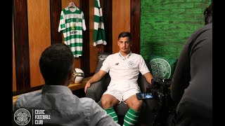 Celtic FC - First Interview with Daniel Arzani