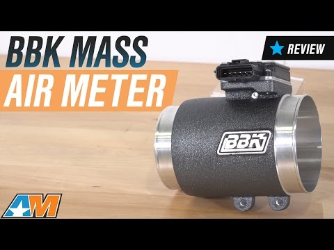 1986-1993 Mustang BBK Mass Air Meter for Cold Air Intake and 24lb Injectors Review