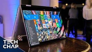 Dell XPS 15 2-in-1 (2018) Hands-On Review - I