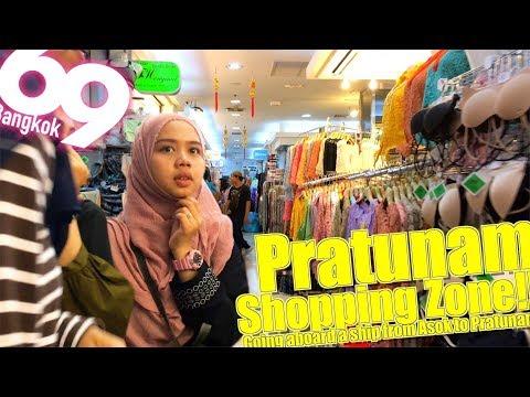 Pratunam Market / Shopping Zone