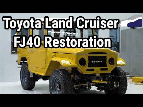 1974 Toyota FJ40 Landcruiser - Gateway Classic Cars of