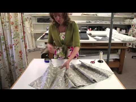 How To Make Pleats For Curtains