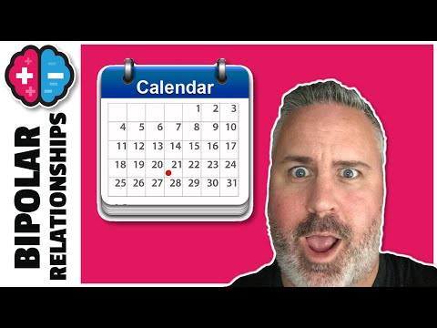 What is a Bipolar Fight Calendar? | Bipolar Relationships