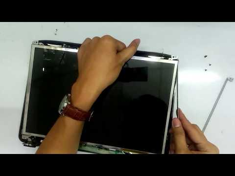 How to Replace LCD Hinge Acer Aspire 4925 laptop