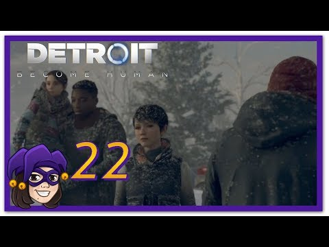 Lowco Plays Detroit: Become Human (Part 22)