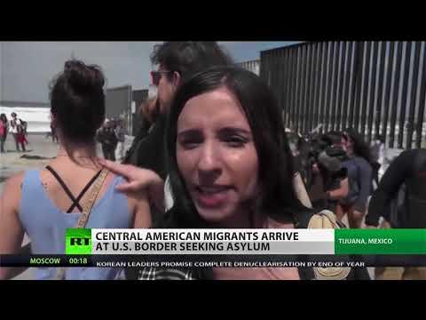 'Wait At The Border Or Die In My Country' – Caravan Migrant