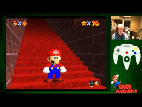 How to do BLJs (Backwards Long Jumps) In Super Mario 64