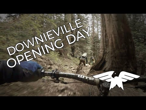Best Downieville Conditions I've Ridden