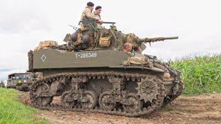 Tanks In Town (belgium)
