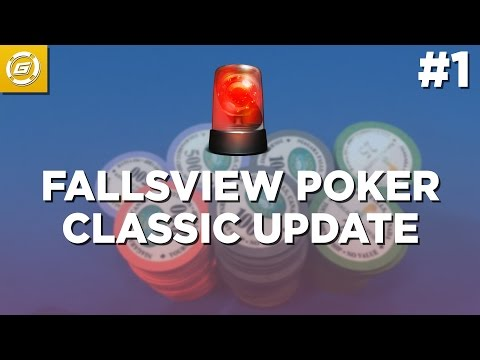 Fallsview Poker Classic Update #1 - Why I'm not playing Day 1B of the $1100 Event