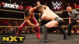 Finn Bálor vs. Shinsuke Nakamura: WWE NXT, July 13, 2016