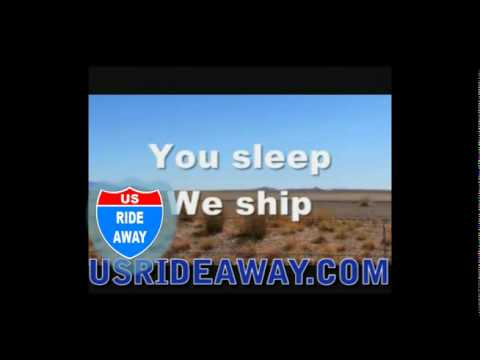 Transport car. Free vehicle shipping quote