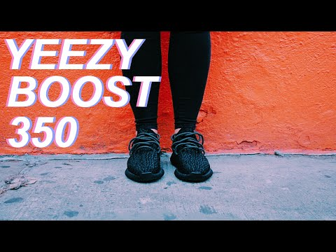YEEZY BOOST 350 (PIRATE BLACK) PREVIEW