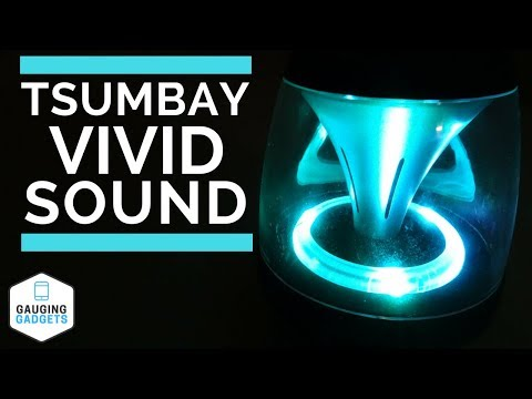 Tsumbay Vivid Sound 1 Review - Bluetooth Speaker With Led Lights