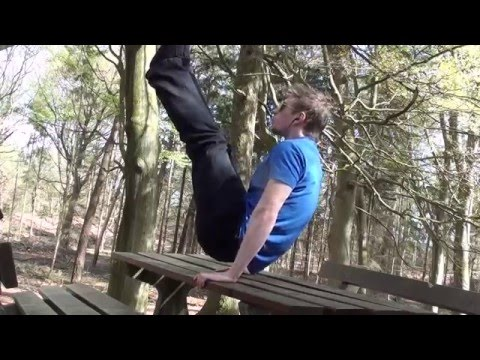 Workout in the Woods! Get FIT for FREE!