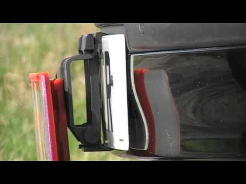 TPH-2 Trade Pro - Trade Plate holder - standard plate fit