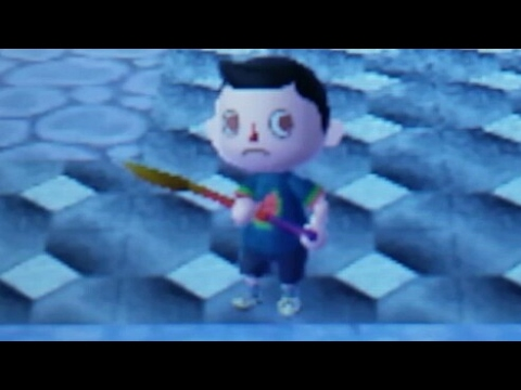 ACNL Town Clean Up