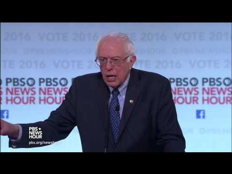 Sanders calls Republicans hypocrites on role of government, abortion