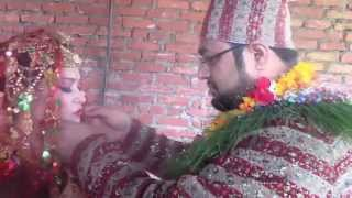 Pakistani weds Nepali   Nepali Wedding   (Sisters Wedding)