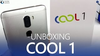 Coolpad Cool 1 Unboxing (Indian Unit) and Hands-on Overview