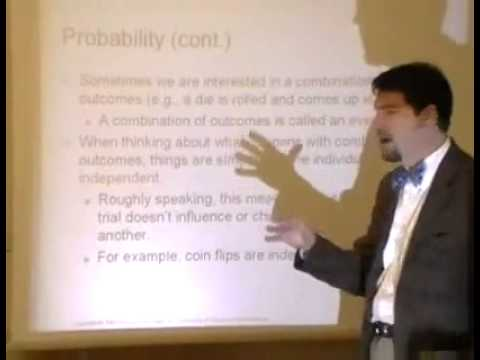 Learning Probability