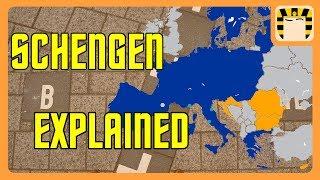 The Schengen Area Explained