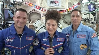 NASA Shares Some Good News from the International Space Station