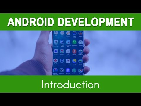 Learn Android Development | Learn Android Programming - Introduction
