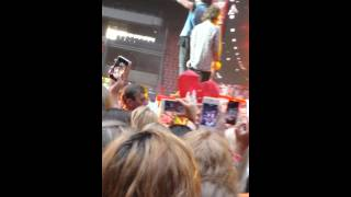 One direction concert- Amsterdam 25-06-14 wwatour