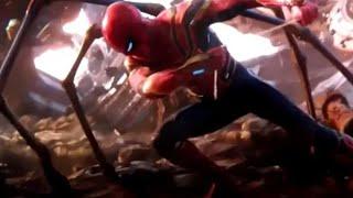 Download Avengers Infinity War Spiderman Fight Scene Video