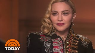 Madonna To The LGBTQ Community: Never Give Up Hope | TODAY